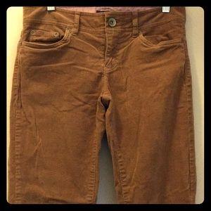 Like new corduroy pants